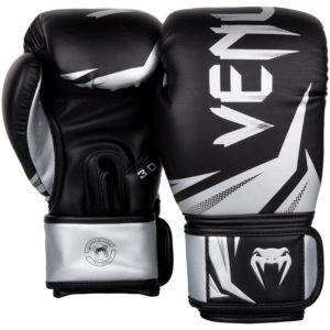 Gants de Boxe VENUM CHALLENGER 3.0 - Noir/Argent