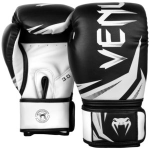 Gants de Boxe VENUM CHALLENGER 3.0 - Noir/Blanc
