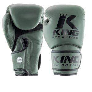 Gants de boxe KING Star Mesh - Vert