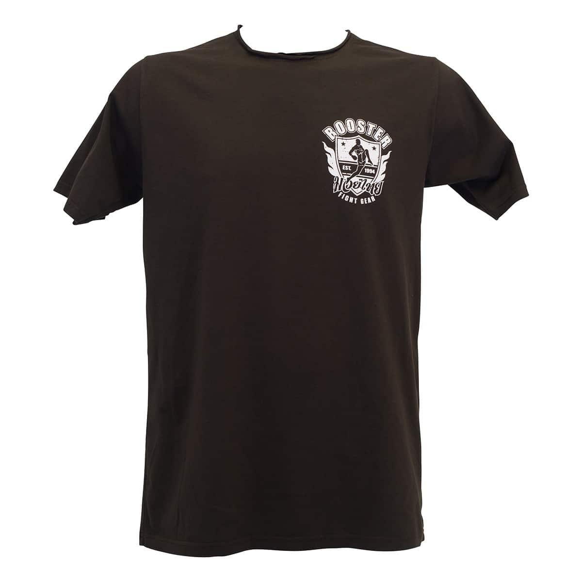 T-shirt BOOSTER KNEE CHA Brun