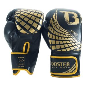 Gants De Boxe Booster BFG CUBE GLOVE GOLD