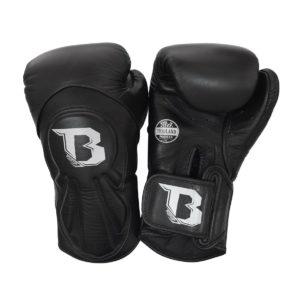Gants de Boxe Cuir BGL 1 V8 BLACK