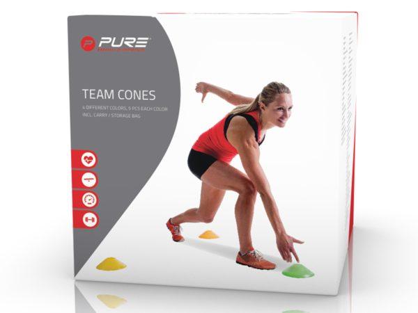Plots Cônes Multi Sport Pure2Improve