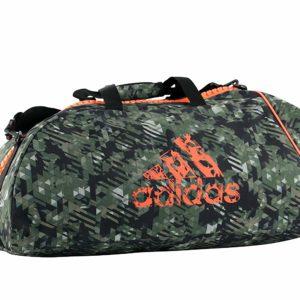 Sac de Sport Adidas Fightwear Camouflage