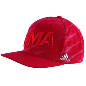 separation shoes 5c10b 39620 ... Casquette ADIDAS MMA Rouge