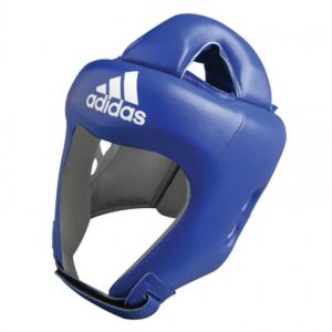Casque Boxe Adidas Initiation Bleu