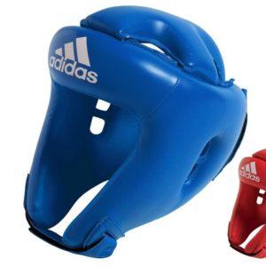 Casque Boxe Adidas Initiation Bleu