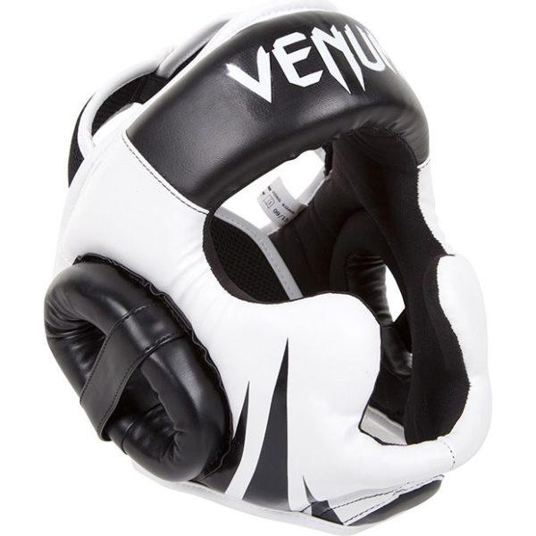 CASQUE VENUM DE BOXE CHALLENGER 2.0 Noir/Blanc