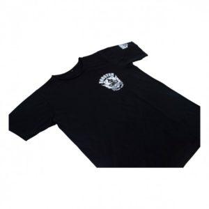 T-shirt BOOSTER KNEE CHA Noir