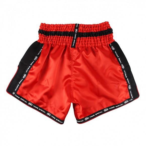 Short Muay Thaï Twins Rouge