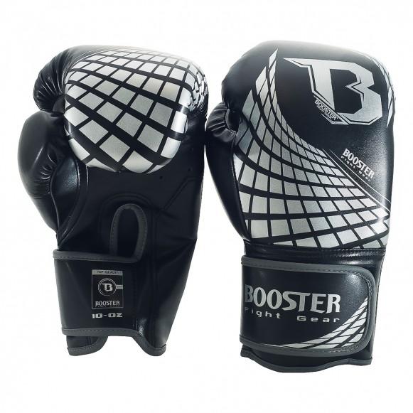 Gants De Boxe Booster BFG CUBE Silver