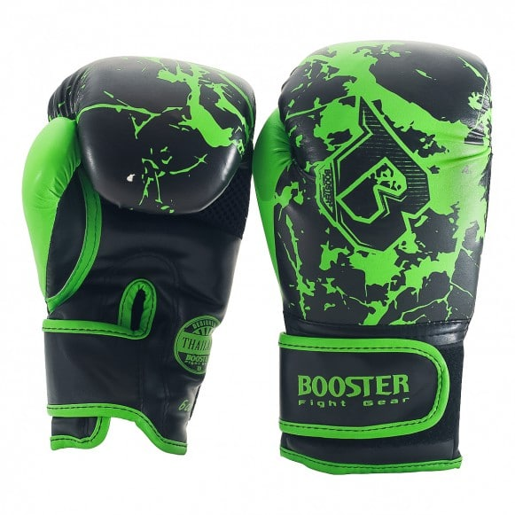 Gants de Boxe BOOSTER BG YOUTH MARBLE GREEN