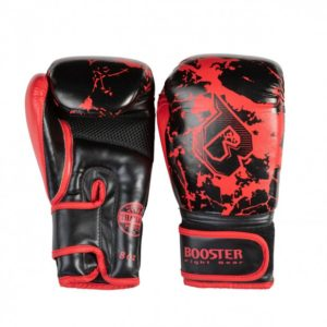 Gants de Boxe BOOSTER BG YOUTH MARBLE RED