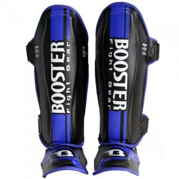 Protège tibias Pro Booster BSG V 3 Noir/bleu