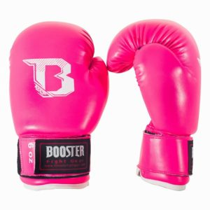 Gants de Boxe BOOSTER BT-KIDS PINK