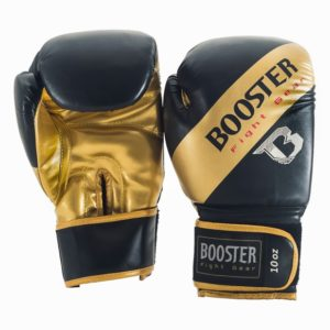 Gants de Boxe BOOSTER BT SPARRING GOLD STRIPE