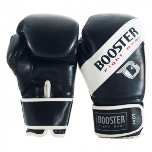 Gants de Boxe BOOSTER BT SPARRING WHITE STRIPE