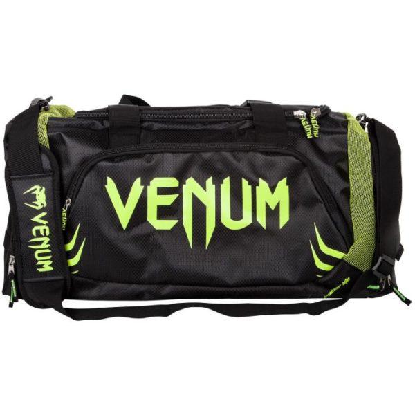 "Sac de Sport Venum ""Trainer Lite"" - Noir/vert"