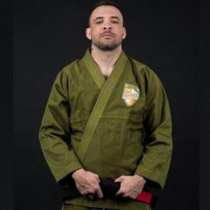 Kimono Booster  BJJ GI PRO SHIELD / KAKI