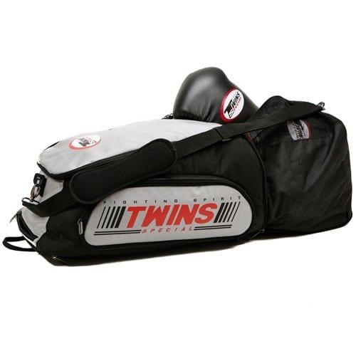 Sac de sport TWINS convertible GRIS