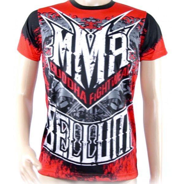T-shirt MMA BUDDHA