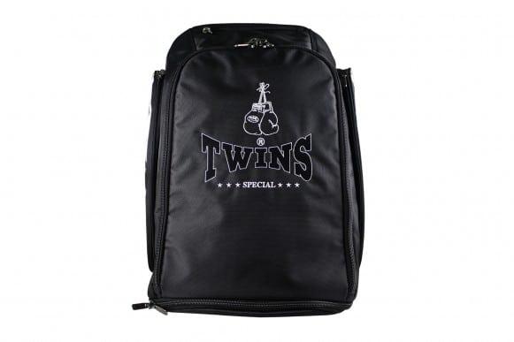 Sac de Sport TWINS Convertible Noir