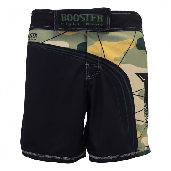 Short Booster MMA PRO 19 CAMO