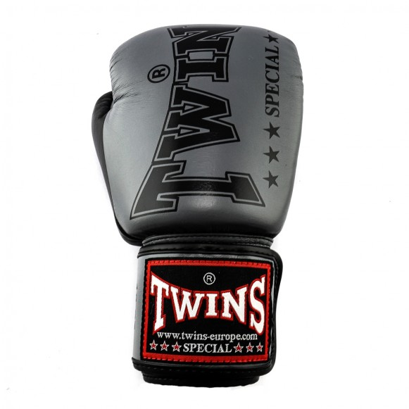Gants de Boxe Twins Special Gris