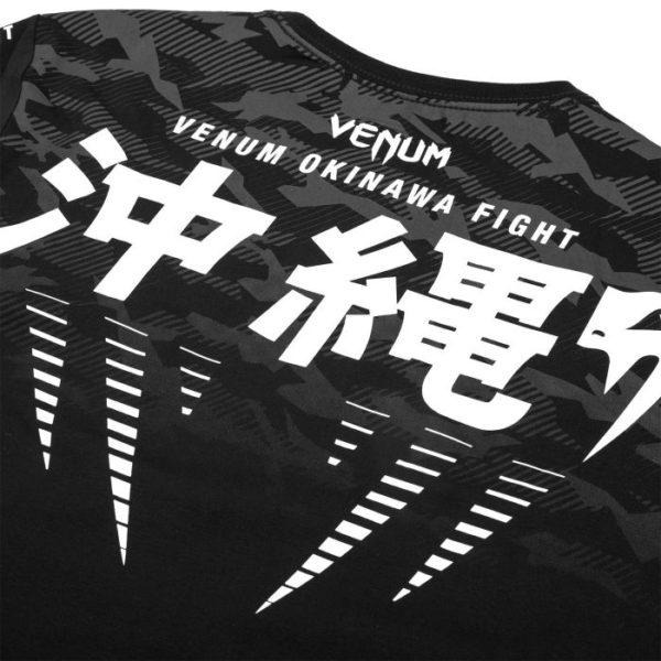 T-SHIRT VENUM OKINAWA 2.0 - NOIR/BLANC