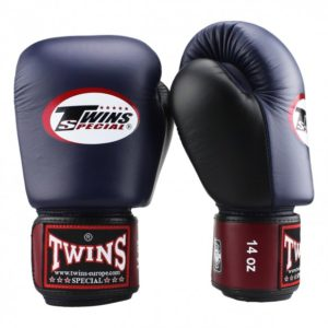 Boxing Gloves Twins Special BLUE/BURGUNDY