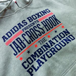 SWEAT ADIDAS GRAPHIC BOXING