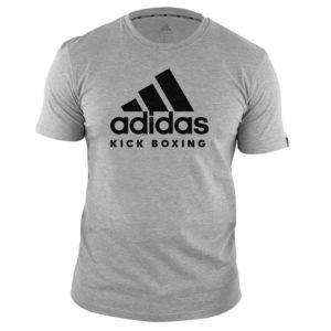 T-shirt ADIDAS KICKBOXING gris