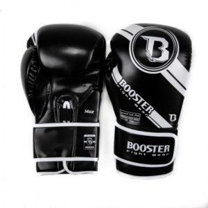 Gants de boxe BOOSTER PREMIUM STRICKER NOIR 2