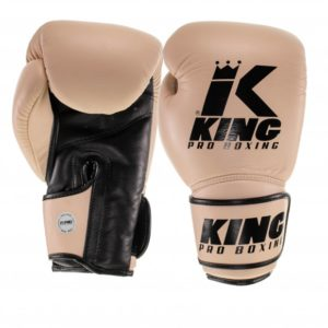 Gants de Boxe KING STAR BEIGE