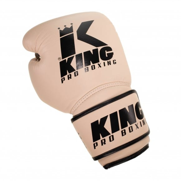 Gants de Boxe KING STAR BEIGE