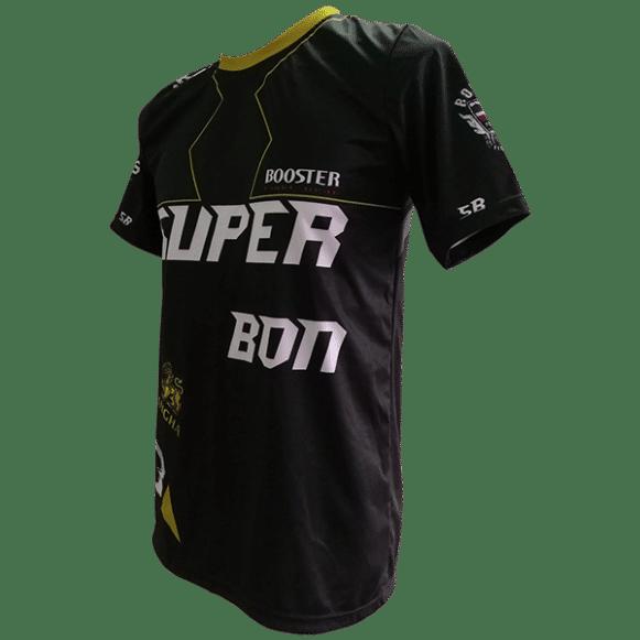 T-shirt BOOSTER SUPERBON GOLD