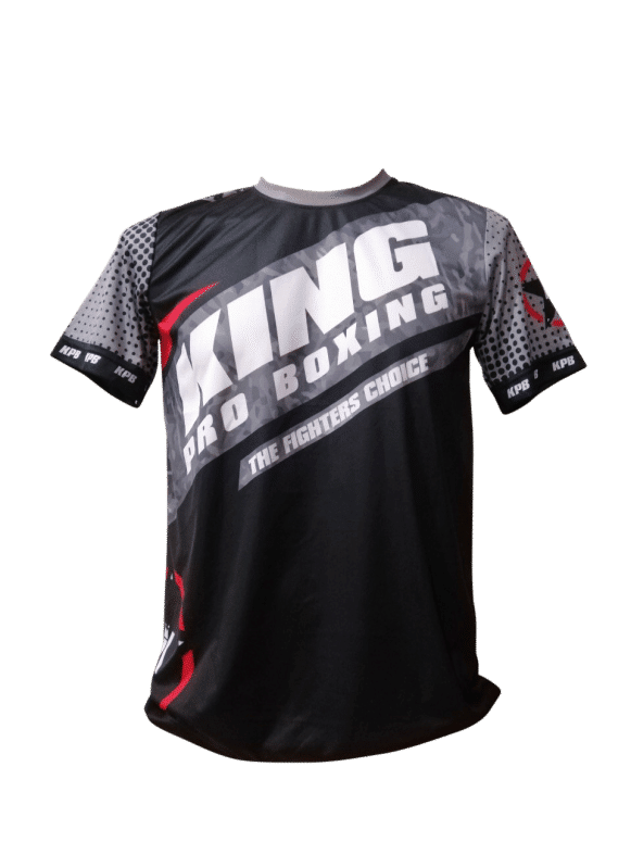T-shirt KING VINTAGE STONE