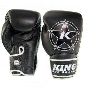 Gants de Boxe KING VINTAGE noir