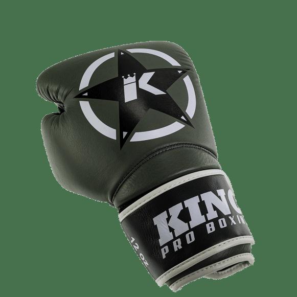 Gants de Boxe KING VINTAGE KAKI