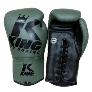 Gants de Boxe KING PRO BOXING kaki