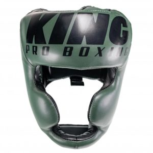 CASQUE KING KAKI