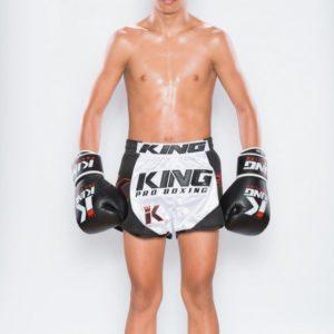 SHORT THAI KING blanc