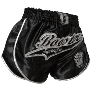 Short THAI Booster RETRO SLUGGER BLACK