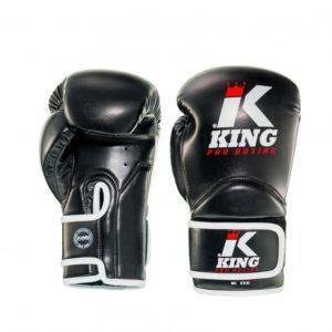Gants de boxe KING KIDS noir