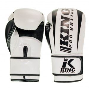 Gants de Boxe KING PRO BOXING REVO blanc