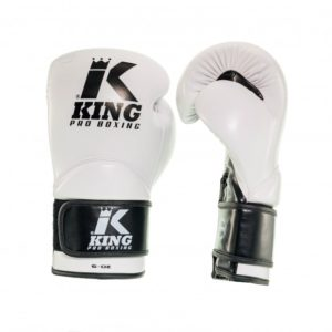 Gants de boxe KING KIDS blanc