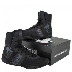 Chaussures de boxe SUPER PRO