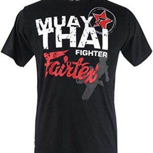 T-SHIRT FAIRTEX MUAY THAI FIGHTER