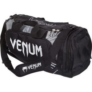 """Sac de Sport Venum """"Trainer Lite"""" - noir/gris"""