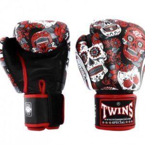 Gants de boxe TWINS SPECIAL Skull
